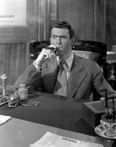 """It's A Wonderful Life"" Jimmy Stewart 1947 RKO / **I.V."