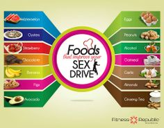 Health food for sex drive you