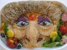 Ghibli food ❤