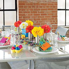 Editor-at-Large Jenna Bush Hager's Colorful Baby Shower