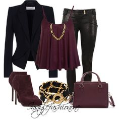 Sexy look! my stylemy closet fashion, chic outfits и tre Teen Fashion Outfits, Night Outfits, Cute Casual Outfits, Look Fashion, Chic Outfits, Autumn Fashion, Casual Chic, Looks Teen, Really Cute Outfits
