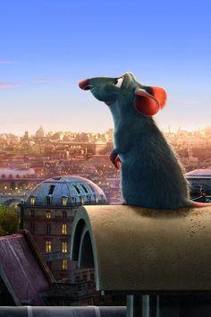 Ratatouille Lockscreen #disney
