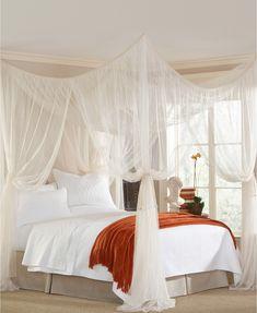 Mombasa Bedding, Majesty Canopy | macys.com