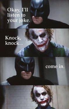 Batman gets a rise.