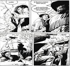 Tex Willer -suuralbumi 31: Kadonnut laiva. #egmont #sarjakuva #sarjis