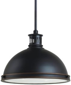 Sea Gull Lighting 65086715 Pendant with Glass Diffuser Shades Autumn Bronze Finish by Sea Gull Lighting * Find out more about the great product at the image link.