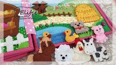 Мастерская Elifçe : Развивающая книжка №27 Элиса/ Quite book for Elisa Projects For Kids, Crafts For Kids, Diy Crafts, Book Libros, Baby Quiet Book, Farm Fun, Felt Quiet Books, Felt Baby, Giant Paper Flowers