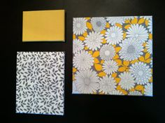 3 Yellow and Grey Wall Mounts. Wall Decor. Nursery Art.