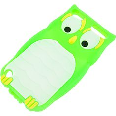 #Owl Cover Case for #iPod touch (5th gen.), Cool Green $12.99 From #DayDeal