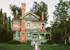 Isaiah & Taylor Photography - Heritage Square Museum Wedding, Los Angeles