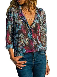 Tomwell Femmes /Ét/é Mousseline Sans Manches Loose Robes Casual Tunique Style Basique T-Shirt Tops Mini Robe de Plage Cocktail