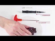 Motic - Comment changer l'ampoule halogène et le module LED d'un Module, Led, Html