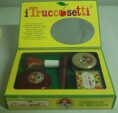 """Gioco """"I truccosetti"""", per fingersi signorinette cresciute ^^"""