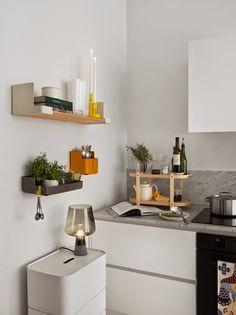 我們看到了。我們是生活@家。: 芬蘭Iittala所推出的儲物系列,用在廚房散發一貫的北歐簡約優雅!