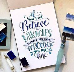 Als je niet gelooft in wondereren ben je vergeten dat je er zelf een bent