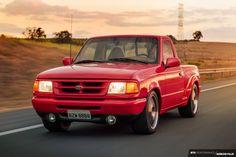 Bronco Ii, Minibike, Lowered Trucks, Fajardo, Black Wheels, Ford Ranger, Ford Trucks, Garage, Explore