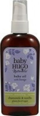 BabyHugo Baby Oil, Vanilla & Chamomile - EWG Skin Deep Rating = 0 Baby Oil, Baby Online, Vanilla, Deep