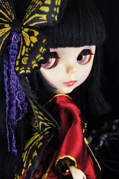 Madame butterfly blythe