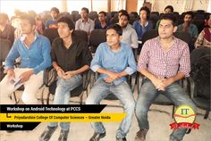 Workshop on Android Technology at PCCS College Greater Noida - Sep 2014   ITPathshala, in association with MYZEAL IT Solutions conducted a one of its kind career building workshop on #Android #Technology at Priyadarshini College of Computer Science, Greater Noida - Sep 2014.