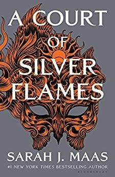 A Court of Silver Flames (A Court of Thorns and Roses Book 5) Book Club Books, Book 1, New Books, Books To Read, Book Lists, Reading Lists, Patricia Briggs, New York Times, The Journey