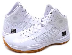 NIKE x UNDEFEATED HYPERDUNK UNDFTD SP Bring Back Pack [WHITE/WHITE] 598471-110