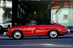 Cars Dawydiak 1964 Porsche 356 SC Cabriolet - | Used Inventory