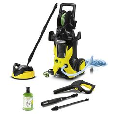 Karcher K5 pressure washer Premium Eco!ogic Home combines power and efficiency, allowing you to reduce energy and water consumption by 20%.  The Karcher K5 pressure washer Premium Eco!ogic Home also comes with a 5 year guarantee. Price only £344.89