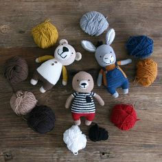 This is a crochet pattern in PDF – NOT the dolls in the picture! SKILL LEVEL -INTERMEDIATE LANGUAGES -ENGLISH SIZE -20cm (7.8inch) if using fingering weight yarn on a 3mm crochet hook.
