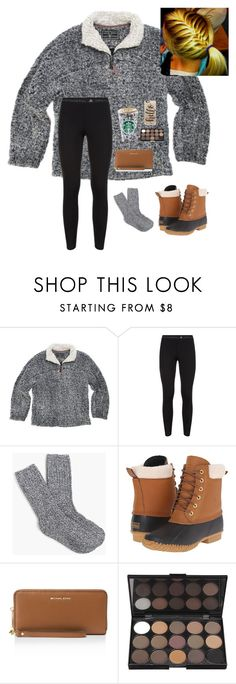 """Comment your snapchat"" by a-devo ❤ liked on Polyvore featuring True Grit, adidas, J.Crew, Skechers, MICHAEL Michael Kors and Casetify"