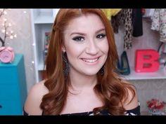Penteado fácil preso lateral diferente por Bianca Andrade - All Things Hair™ - YouTube