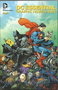 DC Essential Graphic Novels 2016 Comic Book Catalog @ niftywarehouse.com #NiftyWarehouse #DC #Comics #ComicBooks #WonderWoman #SuperHeroes