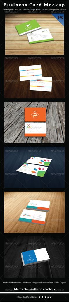 Business card mockup vol1 mockup business cards and business reheart Images