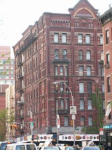 Hell's Kitchen, Manhattan - Wikipedia, the free encyclopedia Hells Kitchen, Kitchen New York, Empire State Of Mind, I Love Nyc, My Kind Of Town, Living In New York, Architectural Elements, City Life, Osaka