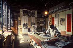 Résultats de recherche d'images pour «artist studio»