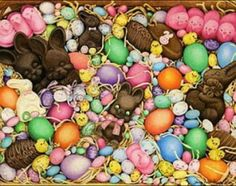 EasterCandy (80 pieces)