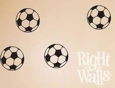 soccer decals for walls - Google Search