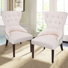 Fabric Living Room Arm Chair