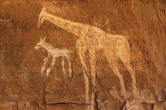 Rock-Art Sites of Tadrart Acacus - Africa is Back - Quora