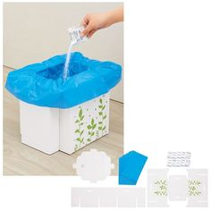 Emergency Assemble Toilet (10 Uses) - Other House Supplies - nissen Global - online store for clothing