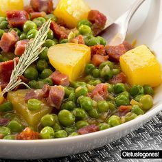 Nut Recipes, Mexican Food Recipes, Healthy Recipes, Ethnic Recipes, Best Spanish Food, Spanish Dishes, Home Food, Savoury Dishes, Vegetable Recipes