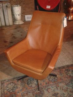 Don lounge chair - dutch bone