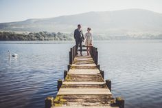 A beautiful, relaxed UK-based wedding captured by photographer Claire Penn.