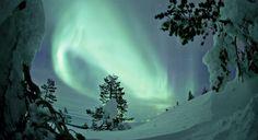 Glass Igloo Aurora Borealis Lapland Finland