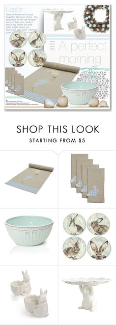"""""""A perfect morning"""" by annatiblog ❤ liked on Polyvore featuring interior, interiors, interior design, home, home decor, interior decorating, Whiteley, Sur La Table, Williams-Sonoma and Martha Stewart"""