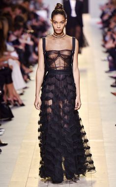 Dior from Best Looks From Paris Spring 2017 | E! Online