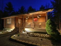 Acadia National Park Cabins come in a wide variety of styles and options and are great places to stay while enjoying a national park adventure.