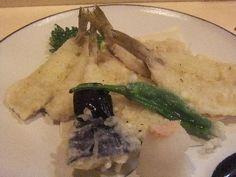 Kiss tempura(キス天ぷら)