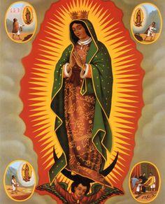 Nossa Senhora de Guadalupe - Mexico