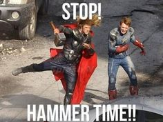 """An epic collection of funny pictures about the film """"The Avengers"""" to laugh at. If you liked the new Avengers film you will defiantly love these. Avengers Humor, The Avengers, Memes Marvel, Dc Memes, Marvel Funny, Marvel Dc Comics, Funny Memes, Superhero Humor, Thor Meme"""