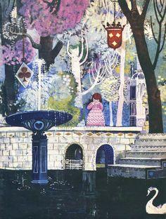 """Alice in Wonderland"" illustrated by Chuklev"